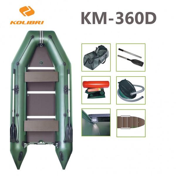 Kolibri KM - 360 D