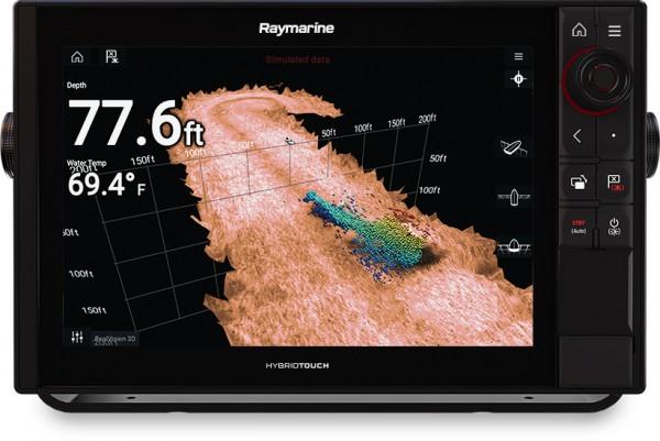 Raymarine Axiom PRO 12 RVX ohne Geber
