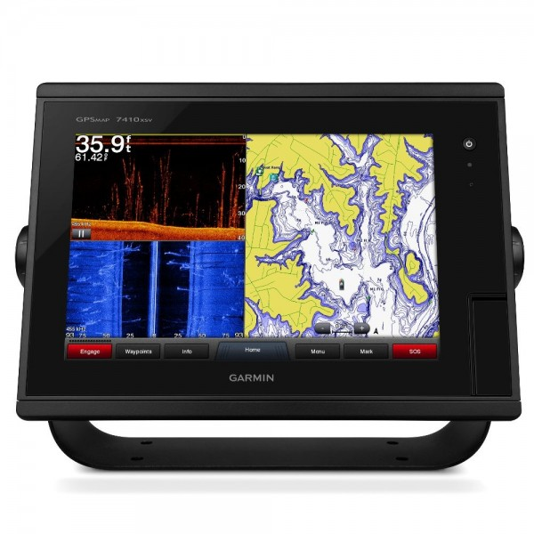 Garmin GPSMAP 7410xsv Kartenplotter-/Echolot-Kombigerät