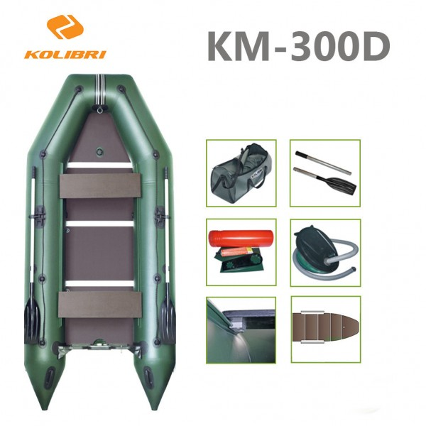 Kolibri KM - 300 D