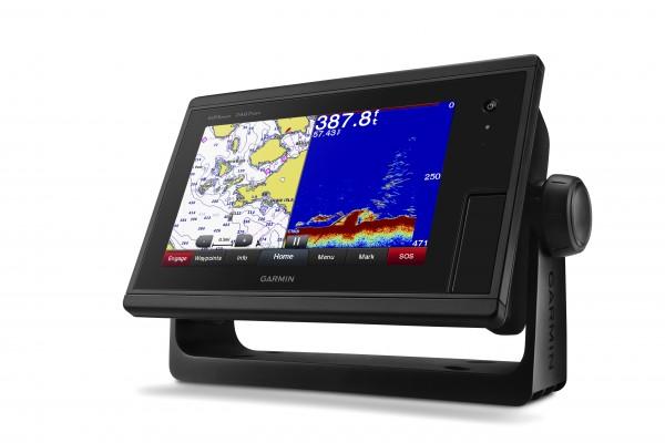 Garmin GPSMAP 7407xsv Kartenplotter-/Echolot-Kombigerät