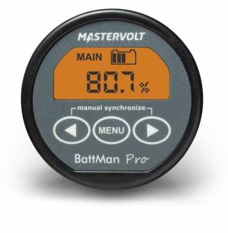 Mastervolt Batt Man Pro 12/24 V