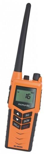 McMurdo R5 Handfunksprechgerät inkl. Li-Batterie & LiIon-Akku