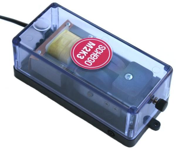Schego M2K3 electronic 260l/h 12V DC