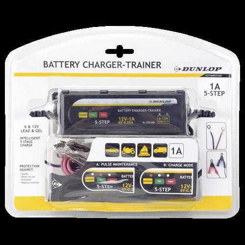 Ladegerät für Echolot Batterie