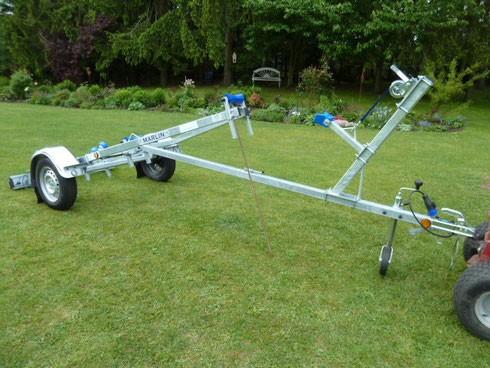 """Marlin BTK S 750 kg Kipptrailer """"small"""""""