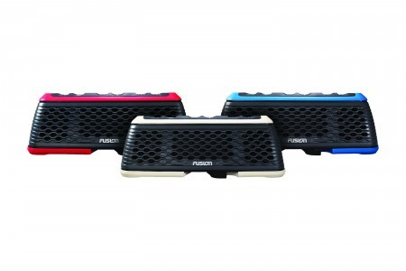 Fusion Stereo Active Mobile Entertainment