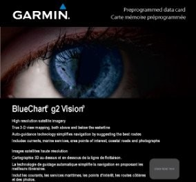 "Garmin Bluechart G2 Vision ""Regular"""