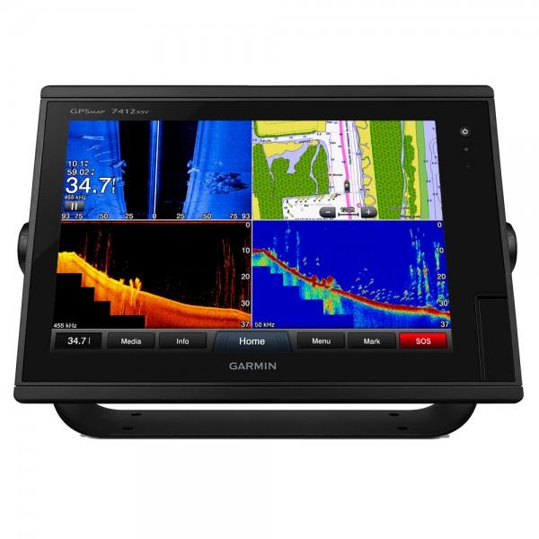 Garmin GPSMAP 7412xsv Kartenplotter-/Echolot-Kombigerät