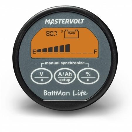 Mastervolt Batt Man Lite 12/24 V