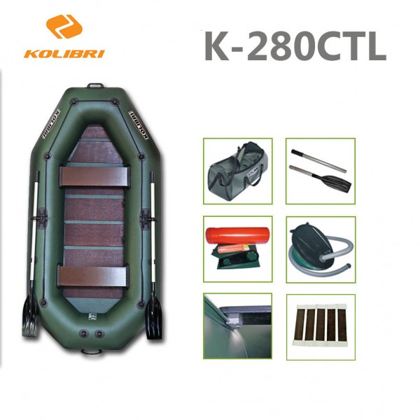 Kolibri K - 280 CTL